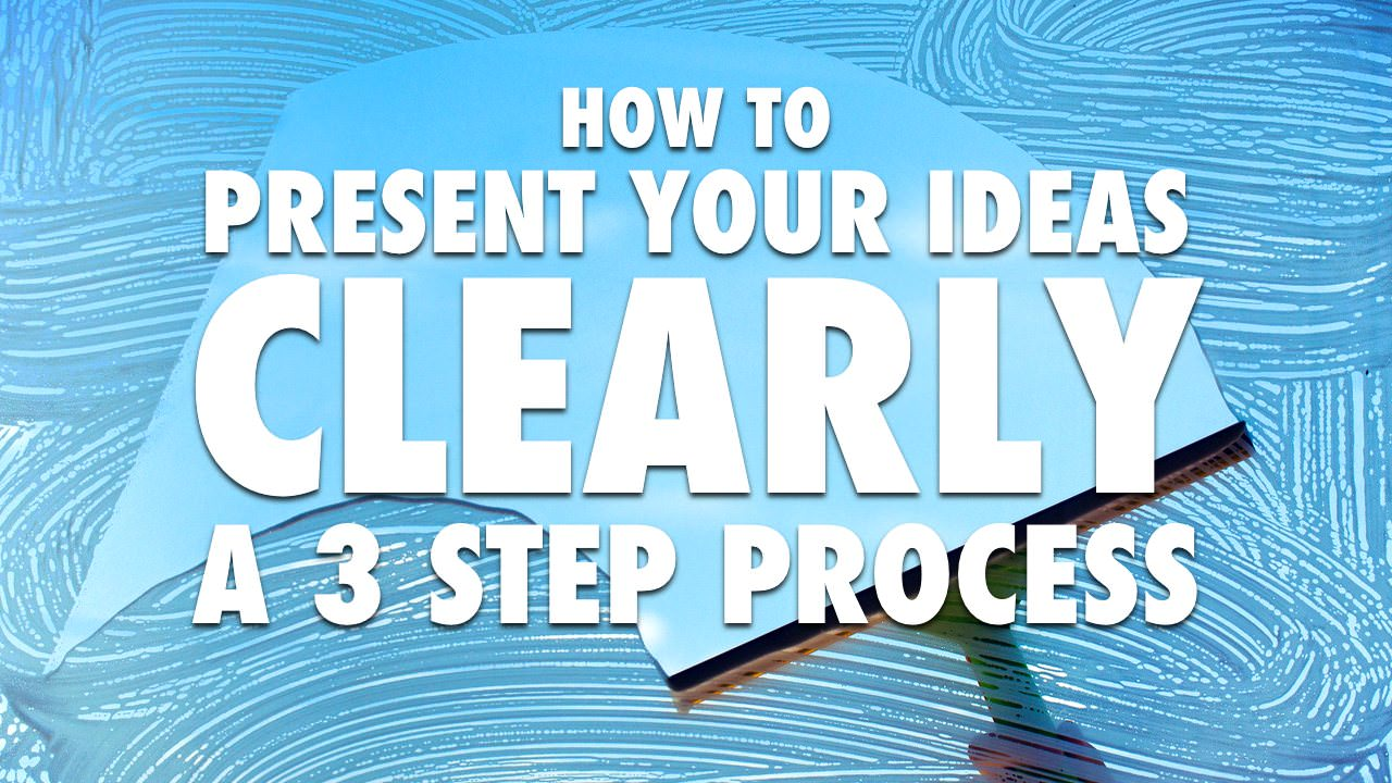 How To Present Your Ideas Clearly  A 3 Step Process [video]. Resume Templates Samples. Resume Services Online Reviews. Document Controller Resume Sample. Trucking Resume Sample. What Is In A Cover Letter For A Resume. Respiratory Therapist Sample Resume. Entry Level Legal Secretary Resume. Comprehensive Resume Meaning