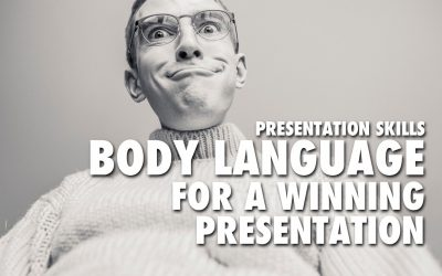 Presentation Skills – Body Language for a Winning Presentation
