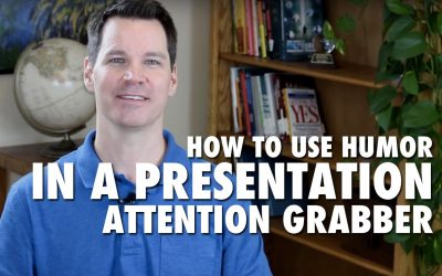 How to Use Humor in a Presentation Attention Grabber