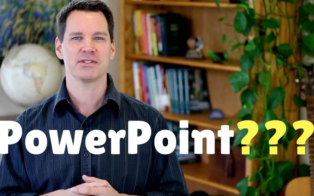 Should I Use PowerPoint?