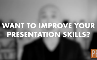 Want to Improve Your Presentation Skills?