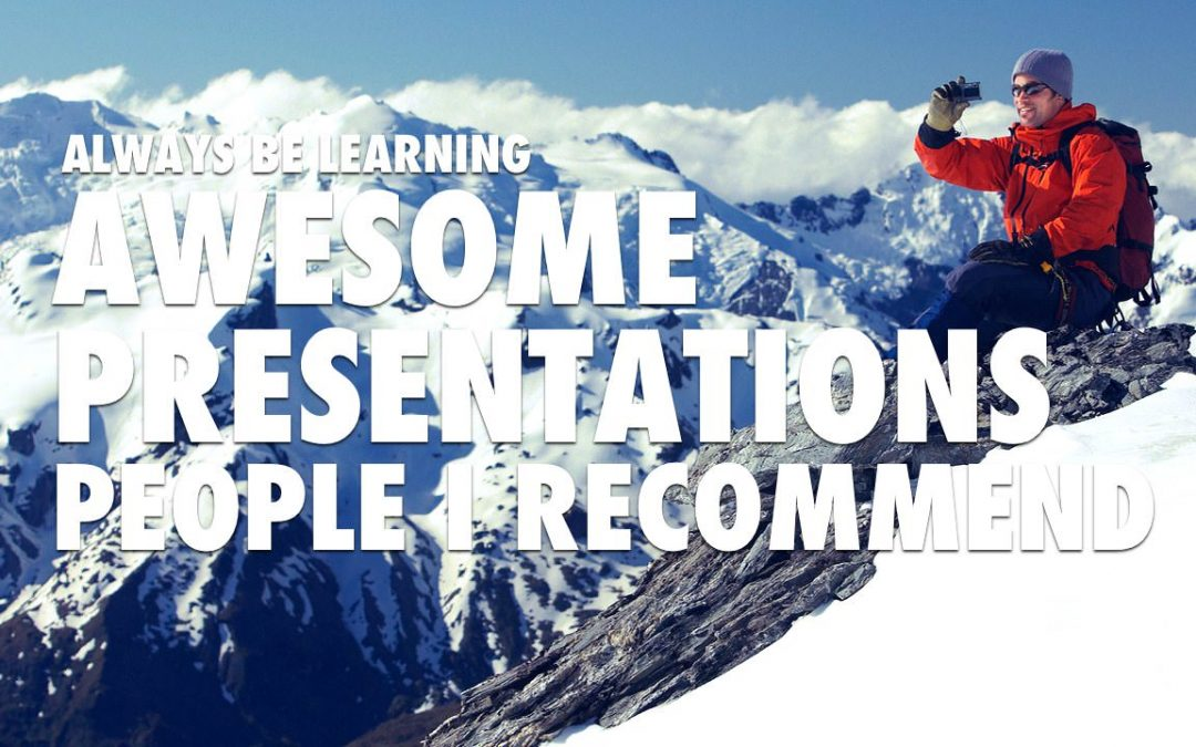 Awesome Presentation Websites I Recommend [VIDEO]