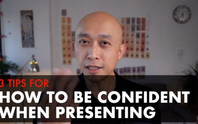 How to be Confident When Presenting [VIDEO]