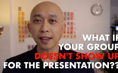 What if Your Group Doesn't Show Up for the Presentation? [VIDEO]
